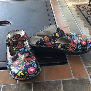 Allegria work shoes